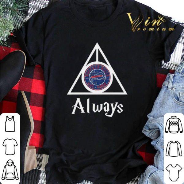 Always Love The Buffalo Bills Harry Potter Mashup shirt sweater
