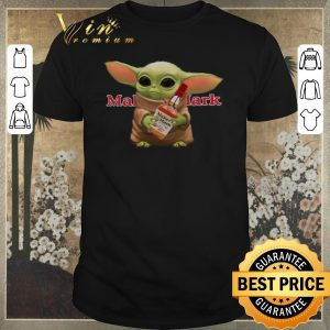 Awesome Baby Yoda hug Maker's Mark Star Wars shirt sweater
