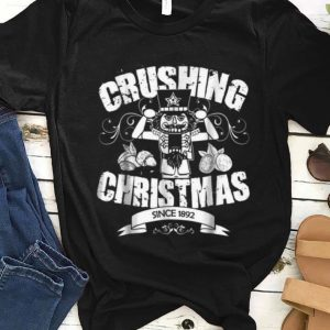 Awesome NUTCRACKER CRUSHING CHRISTMAS GIFT, Nut Cracker sweater