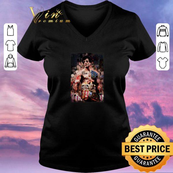 Funny Rocky Balboa magazine poster shirt sweater
