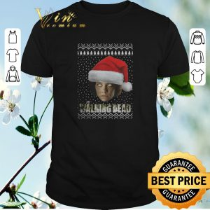 Funny Ugly Christmas Maggie The Walking Dead sweater