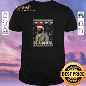 Funny Ugly Christmas Morgan The Walking Dead sweater