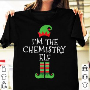 Great I'm The Chemistry Elf Matching Family Group Christmas sweater