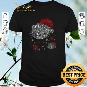 Hot Christmas Diamond Hello Kitty shirt
