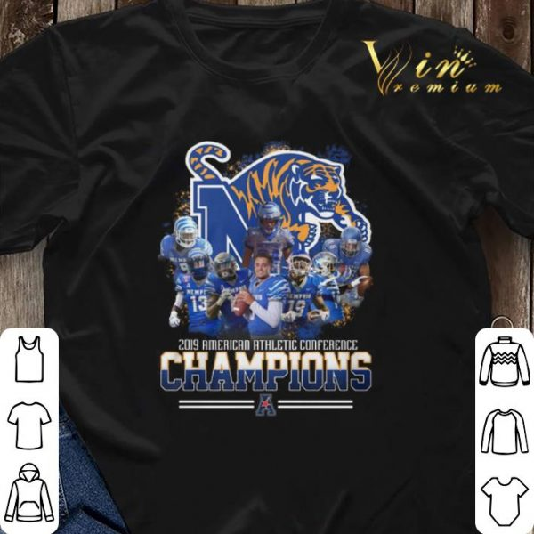Memphis Tigers 2019 American Athletic Conference Champions shirt sweater