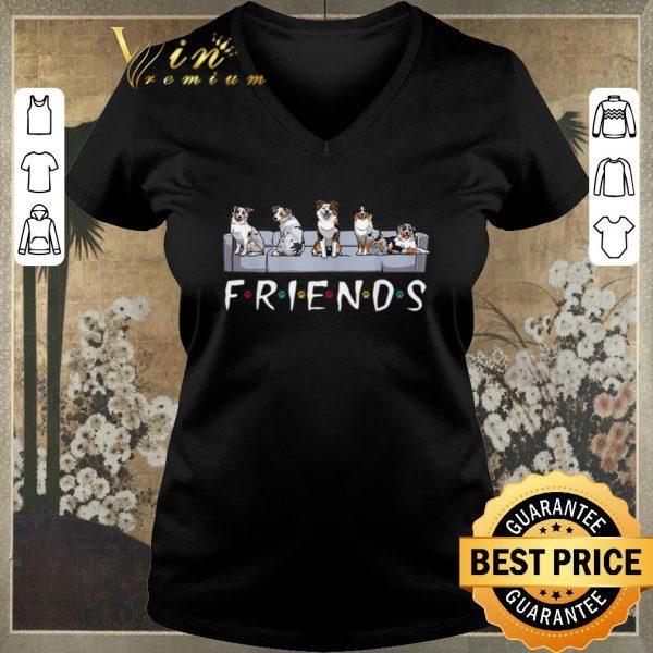 Nice Friends Australian Shepherd Dogs shirt sweater