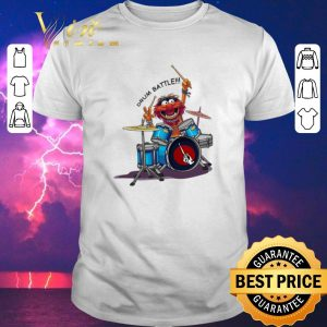 Nice Ronnie Verrell Drummer Battle The Muppets Show shirt sweater