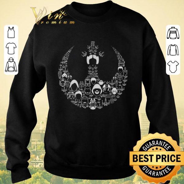 Nice Star War Hombre Fractured Rebellion shirt