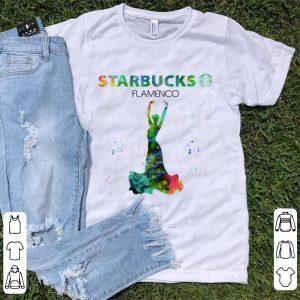 Nice Starbucks Flamenco shirt