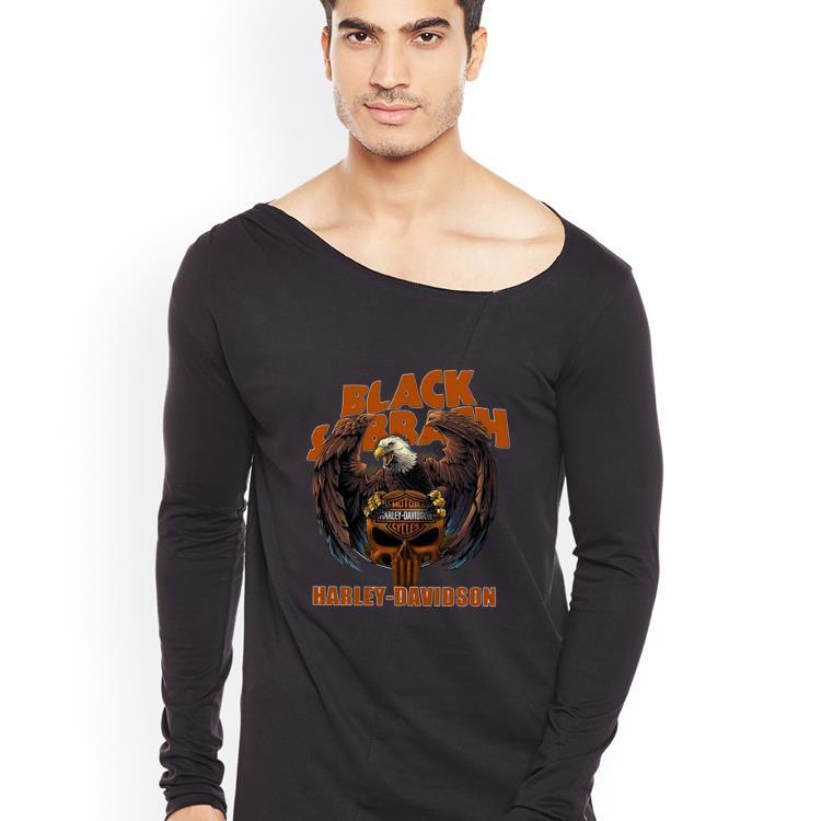 Official Black Sabbath Harley Davidson shirt 4 - Official Black Sabbath Harley Davidson shirt
