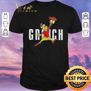 Official Grinch Santa Slam Dunk Air Jordan Jumpman shirt sweater