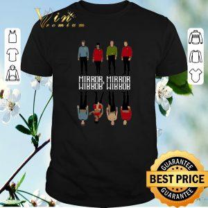 Official Star Trek mirror mirror shirt sweater
