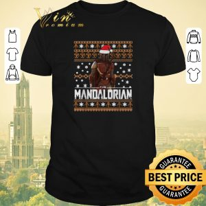 Official Ugly Christmas The Mandalorian sweater