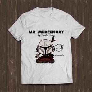 Original Mr Mercenary By Mandal Orian shirt