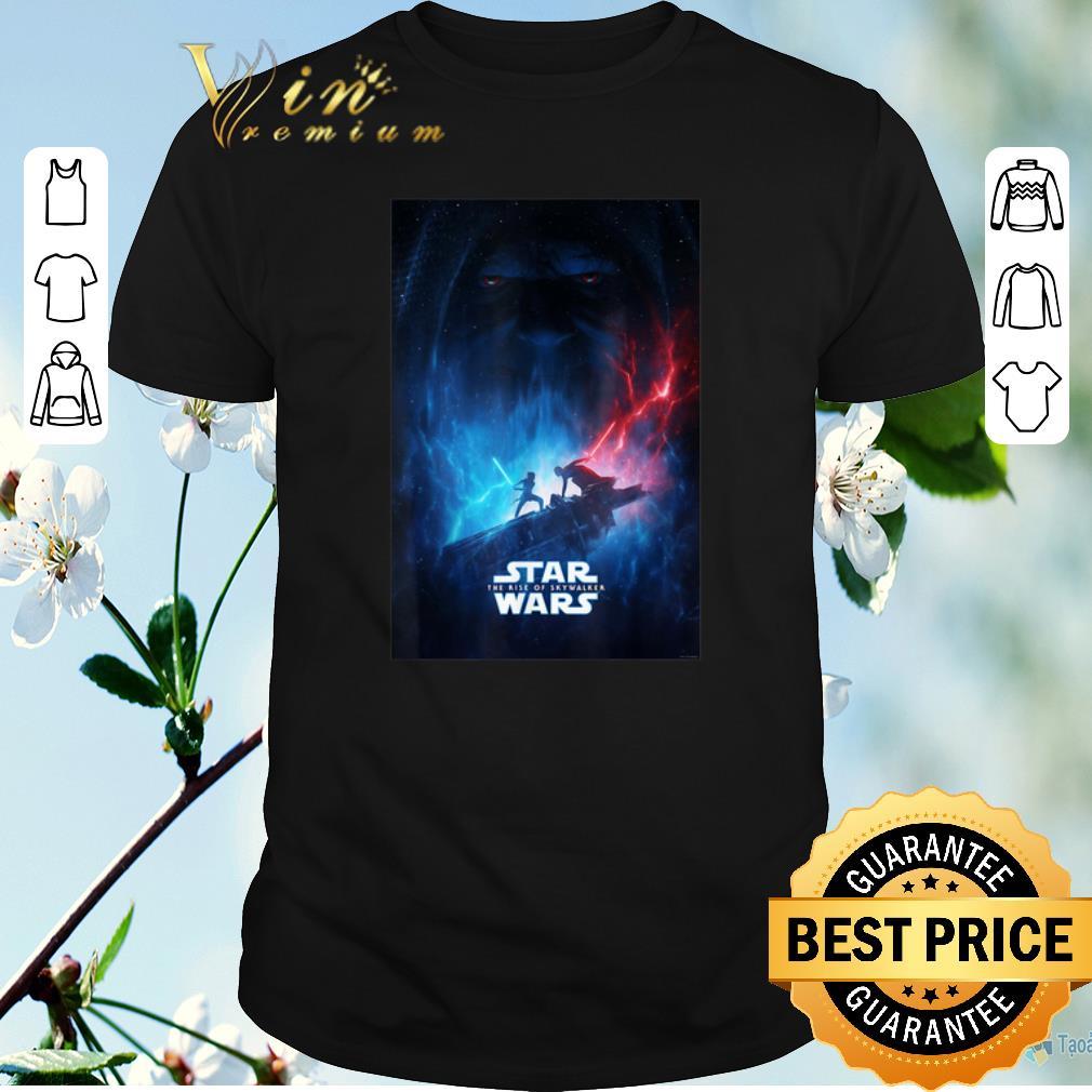 Original Star Wars The Rise Of Skywalker Poster Shirt Sweater Hoodie Sweater Longsleeve T Shirt