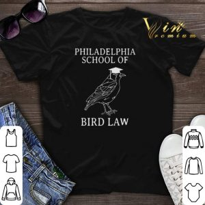 Philadelphia School of Bird Law shirt sweater