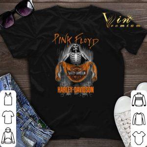 Pink Floyd Skull Motor Harley Davidson Cycles shirt sweater