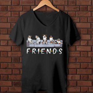 Premium Australian Shepherd Friends Dog Lovers shirt