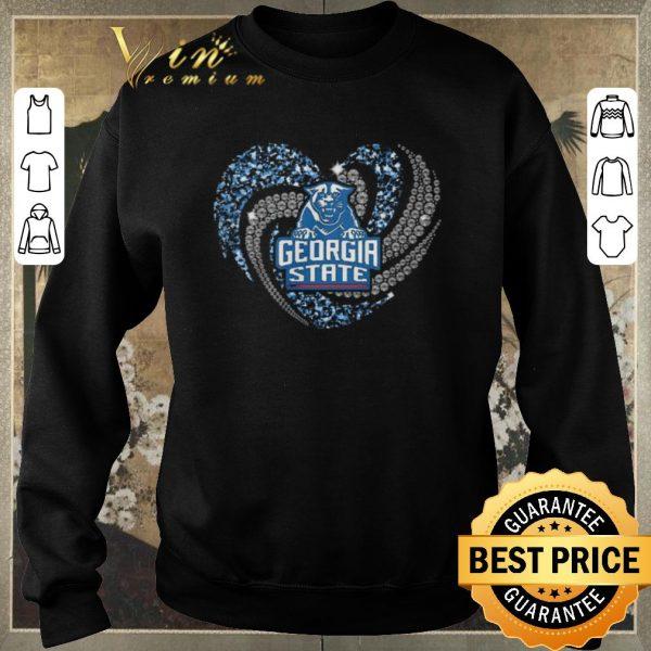 Premium Diamond love Georgia State Panthers shirt sweater