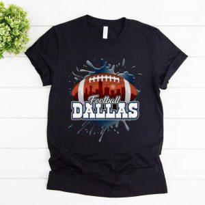 Premium Football Dallas Skyline Dallas Cowboys shirt