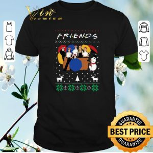 Premium Friends TV Show Ugly Christmas shirt sweater