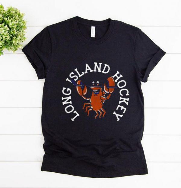 Premium Long Island Hockey Lobsters shirt