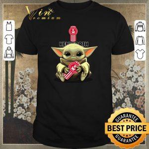 Premium Star Wars Baby Yoda hug Kenworth shirt sweater