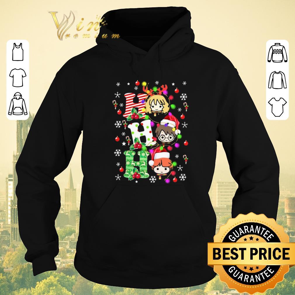 Pretty Christmas Light Harry Potter Ho Ho Ho shirt 4 - Pretty Christmas Light Harry Potter Ho Ho Ho shirt