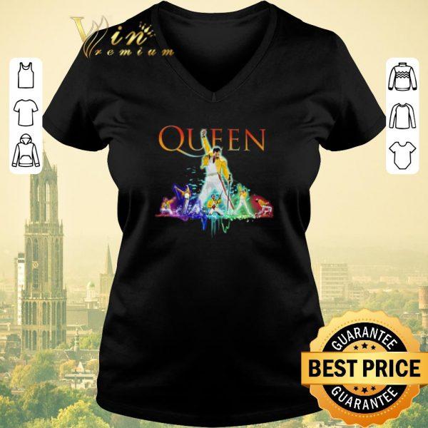 Pretty Color Queen Freddie Mercury shirt sweater