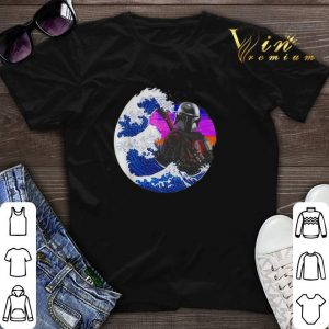 Star Wars Mandalorian Wave shirt