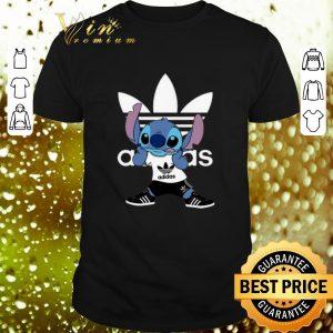 Top Adidas Mashup Stitch shirt