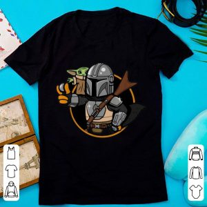 Top Baby Yoda Vault Mando And The Mandalorian shirt