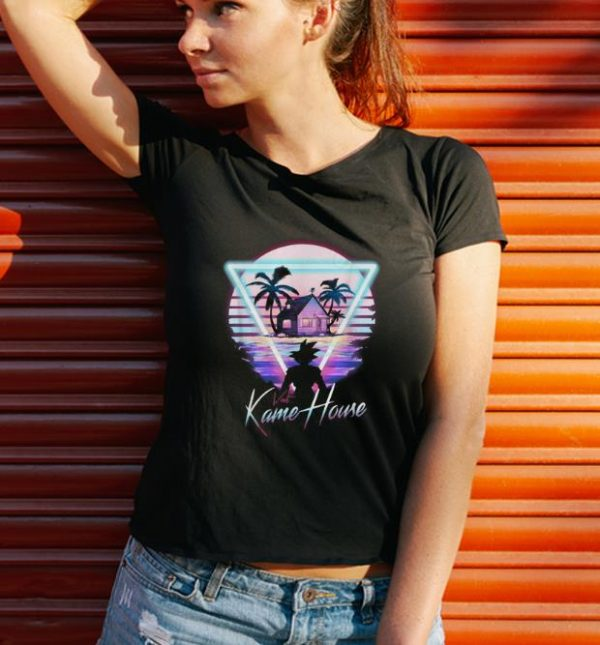 Top Dandingeroz Visit Kame House shirt