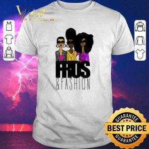 Top Girls Trip Fros and Fashion shirt sweater