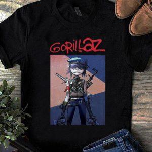 Top Timothee Chalamet Gorillaz shirt