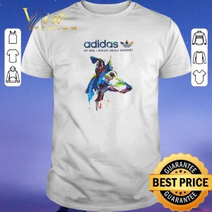 Top adidas all day i dream about whippet shirt sweater