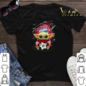 Baby Yoda Blood Inside Bayern München shirt sweater