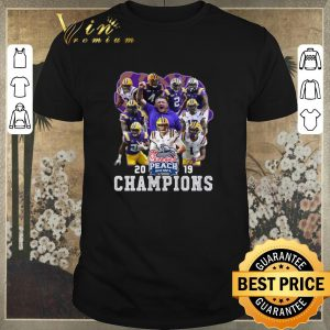 Funny Chick Fil A Peach Bowl 2019 Champions players shirt sweater