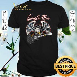 Funny Simple Man lyrics Lynyrd Skynyrd Eagle guitar shirt sweater