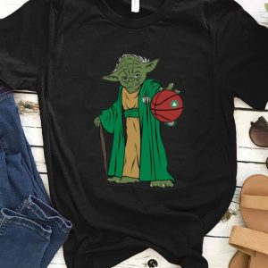 Great Master Yoda NBA Boston Celtics shirt