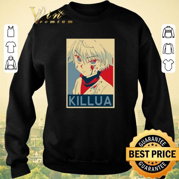 Nice Arts Hunters X Hunters Killua Zoldyck Art shirt sweater