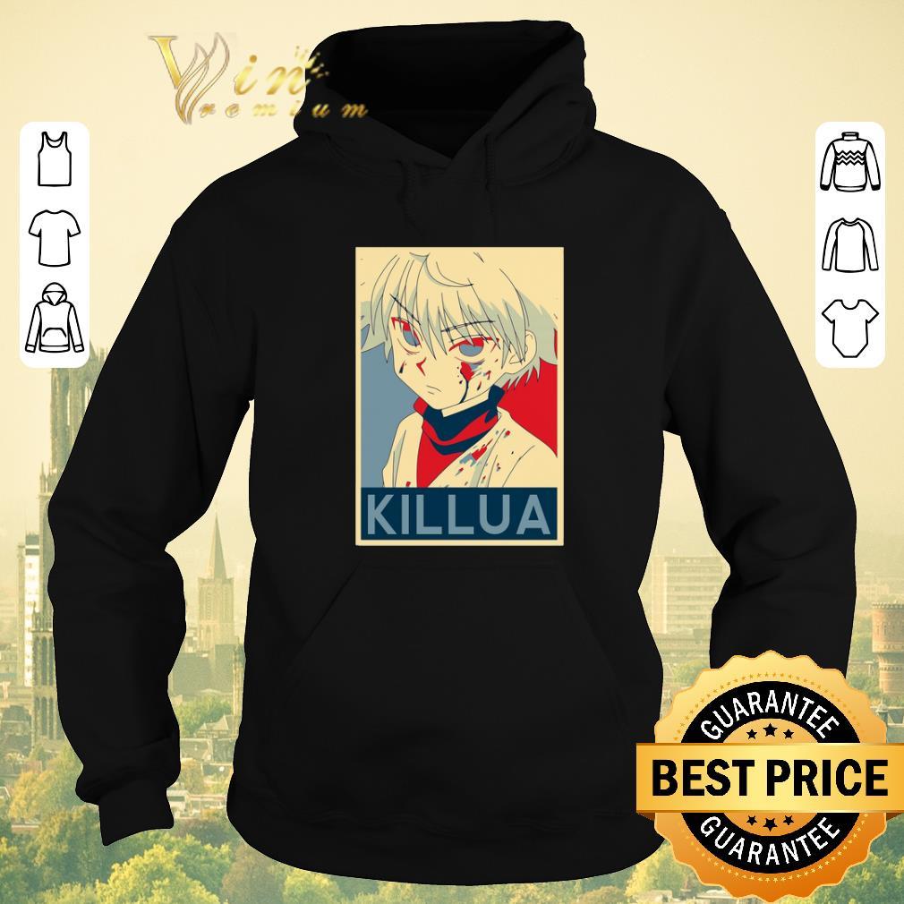 Nice Arts Hunters X Hunters Killua Zoldyck Art shirt sweater 4 - Nice Arts Hunters X Hunters Killua Zoldyck Art shirt sweater