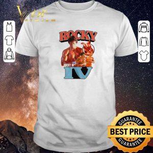Nice Rocky Balboa Rocky IV shirt sweater
