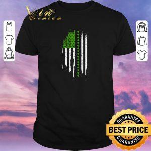 Nice Saint Patrick's Day American Flag shirt sweater