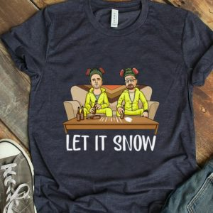 Original Jesse Pinkman Walter White Let It Snow shirt