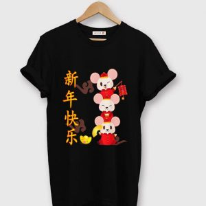 Original Year Of The Rat 2020 Happy Chinese New Year shirt