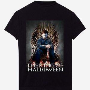 Premium Michael Myers The King Of Halloween shirt
