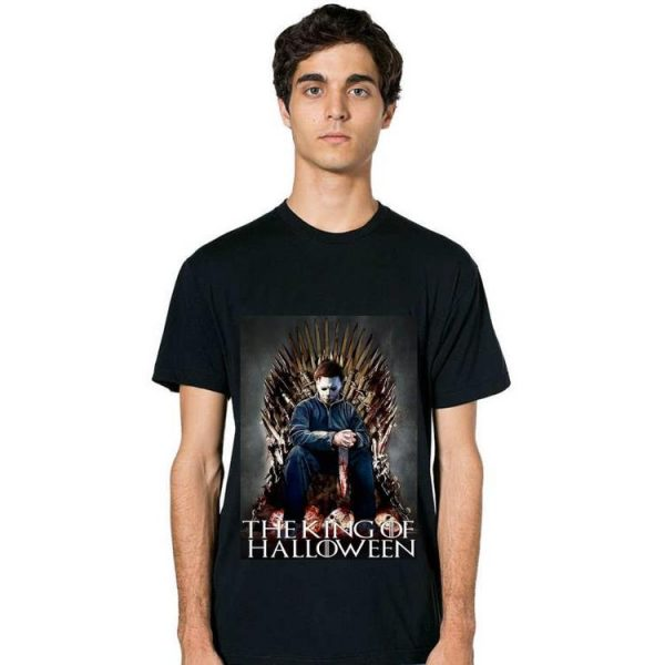 Premium Michael Myers The King Of Halloween shirt