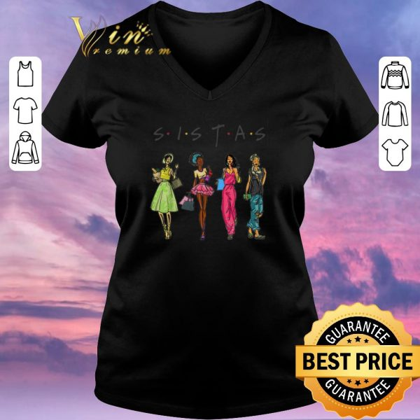 Pretty Black Women Sistas Friends shirt sweater