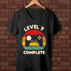 Pretty Level 7 Complete Gamer Vintages shirt
